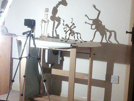 Lights, camera, action - how to film stop motion animation.
