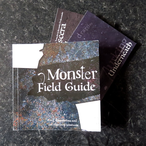 The Monster Field Guide