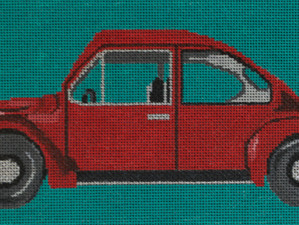 Needlepoint Saves Lives!:  Or Why I Don't Like to Count