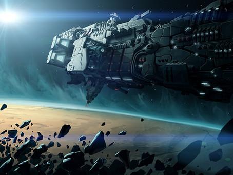 Золото из космоса - новая перспектива для проекта GOK.