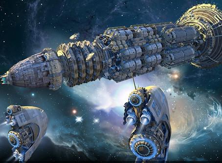 Космические корабли будущего, или на чем будут летать наши потомки.