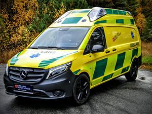 Eurolans MB Vito Ambulance