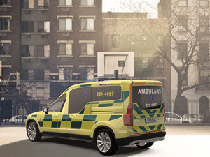 XC90 Ambulance