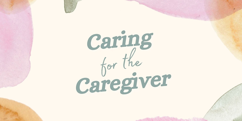 Caring For The Caregiver Breakfast