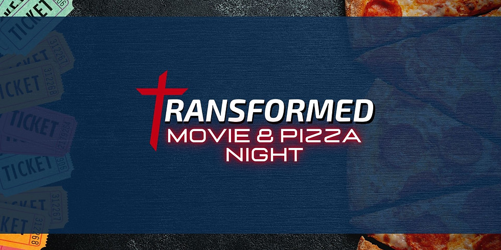 Men's Pizza & Movie Night