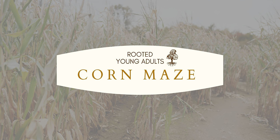 ROOTED Corn Maze