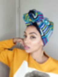 headwrap, maretet, attaché de foulard