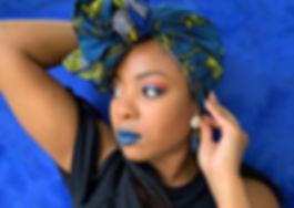 headwrap, attaché de foulard, marétèt wax