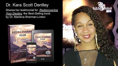 Dr. Kara Scott Dentley Testimonial