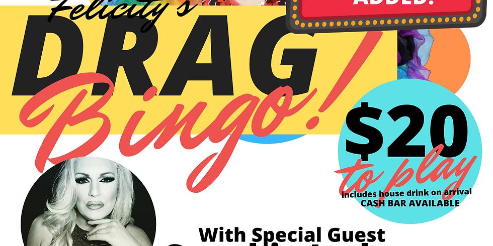 DRAG BINGO - AFTERNOON SESSION