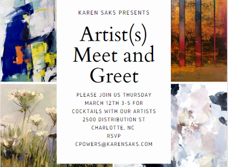 Artist(s) Meet and Greet