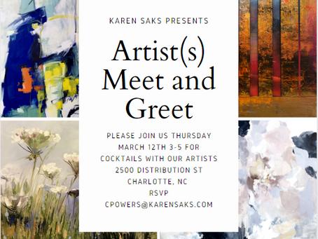 Artist(s) Meet and Greet