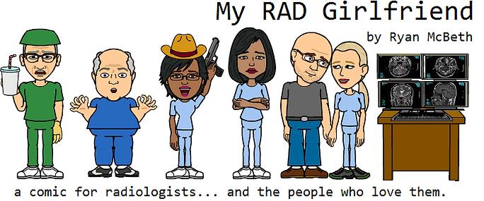 Ryan McBeth - Author of My Rad Girlfriend