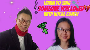 Let Singing Be the One That is Always in Your Life!讓唱歌成為您生命中永遠的一員!
