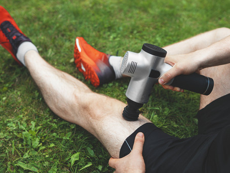 Does vibration massage reduce the effects of post exercise muscle soreness?