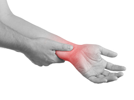Wrist pain? It could be this....