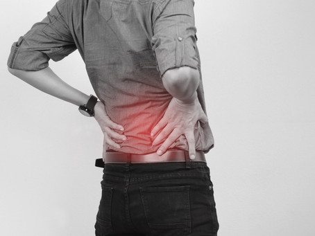 The global problem of low back pain