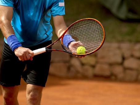 Acute tennis injuries