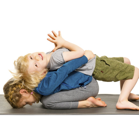 Getting Started with Family Partner Yoga