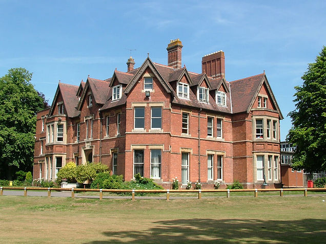 Coundon Court Old House
