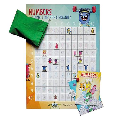 Numbers Spiel