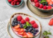 Mixed Berries & Granola Smoothie Bowl.jp