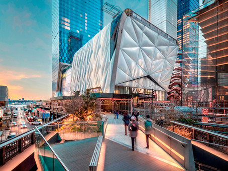 New York's art hub