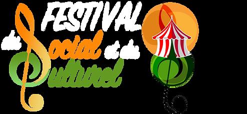 Logo Festival du Social et du Culturel