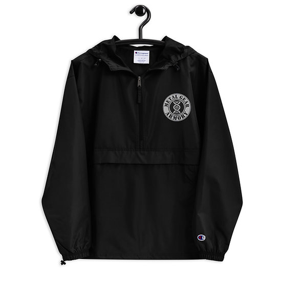 MGA - Embroidered Champion Packable Jacket