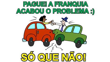 BATI, PAGUEI A FRANQUIA, DEVO MAIS NADA!  #SÓQUENÃO