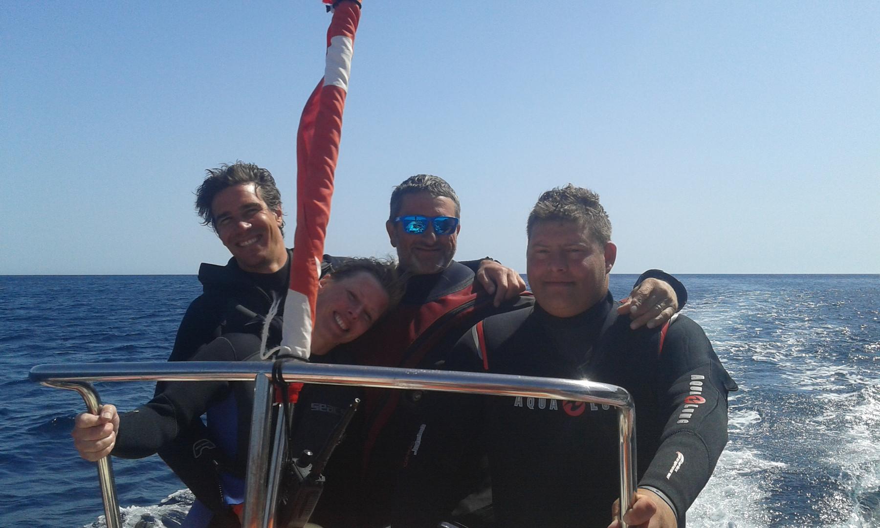 Diving Alghero