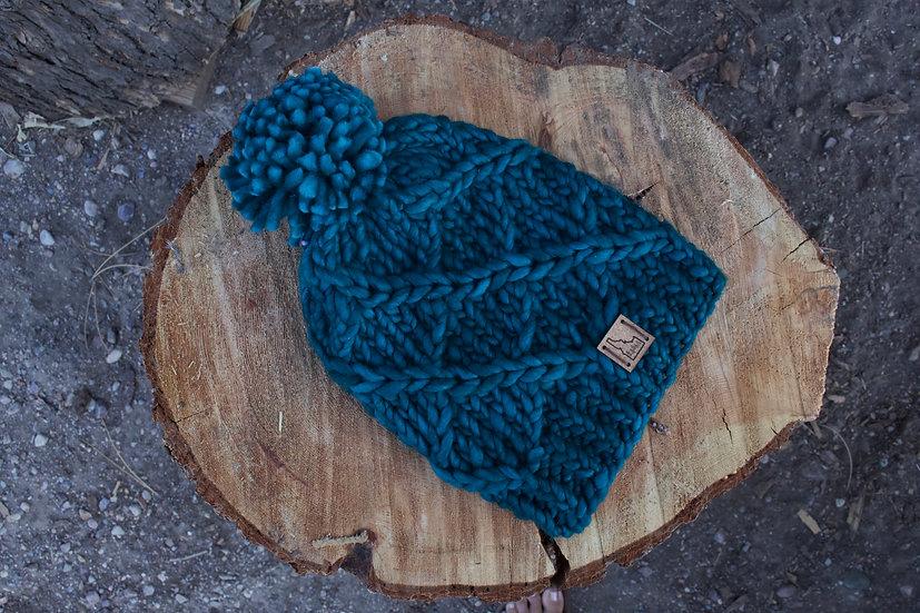 Catamount Beanie - 100% Merino Wool