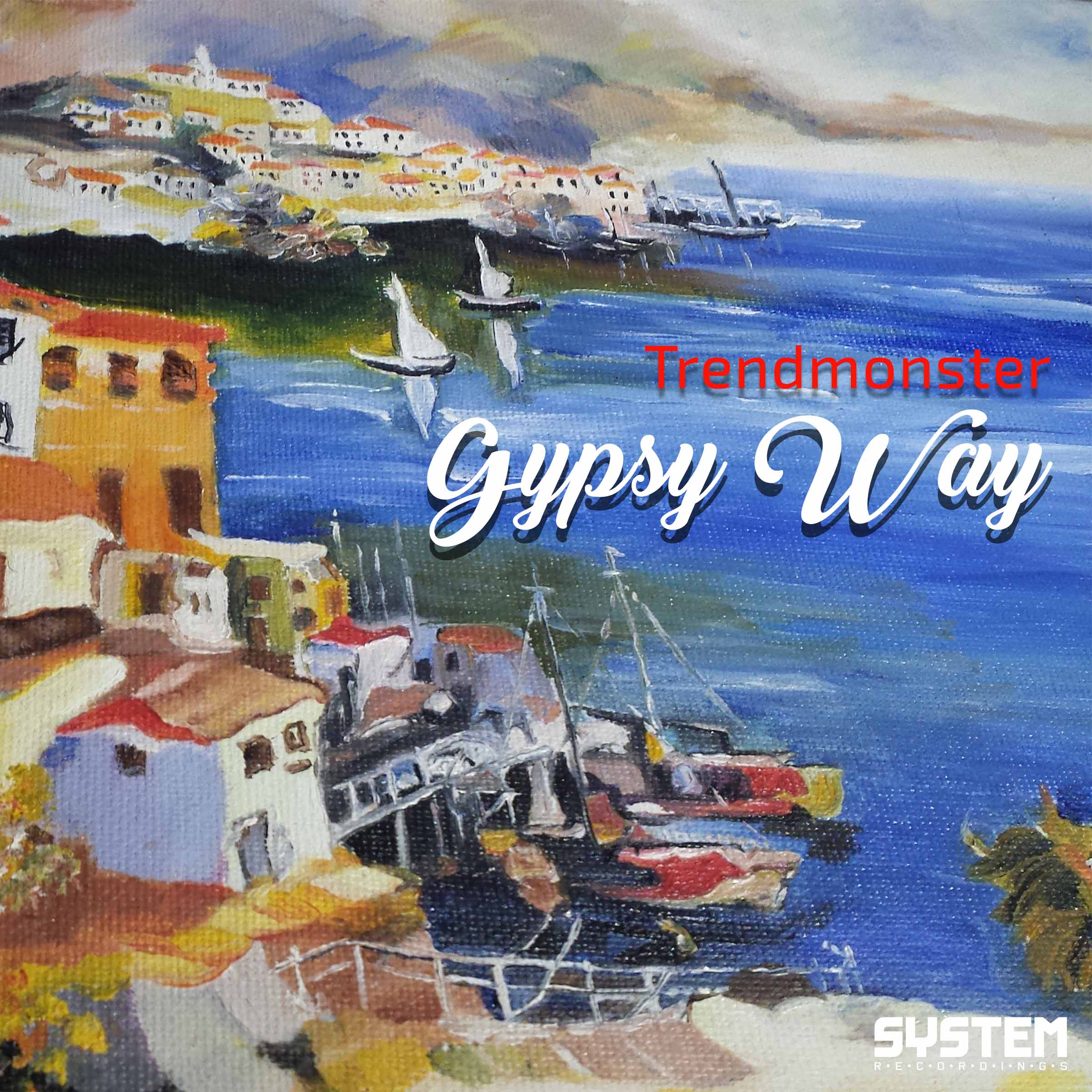 Trend Monster - Gypsy Way