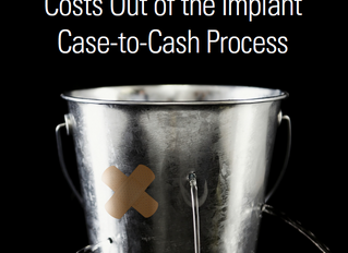 GHX White paper cites billions in waste due to inefficient OR implant supply chain