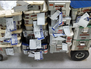 How Digital Management of Orthopedic Trays (DMOT) Helps Clean Up  Messy Loaner Set Programs
