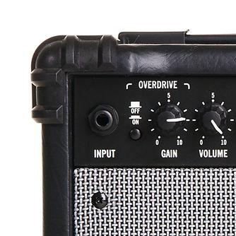 Amplifier Close Up