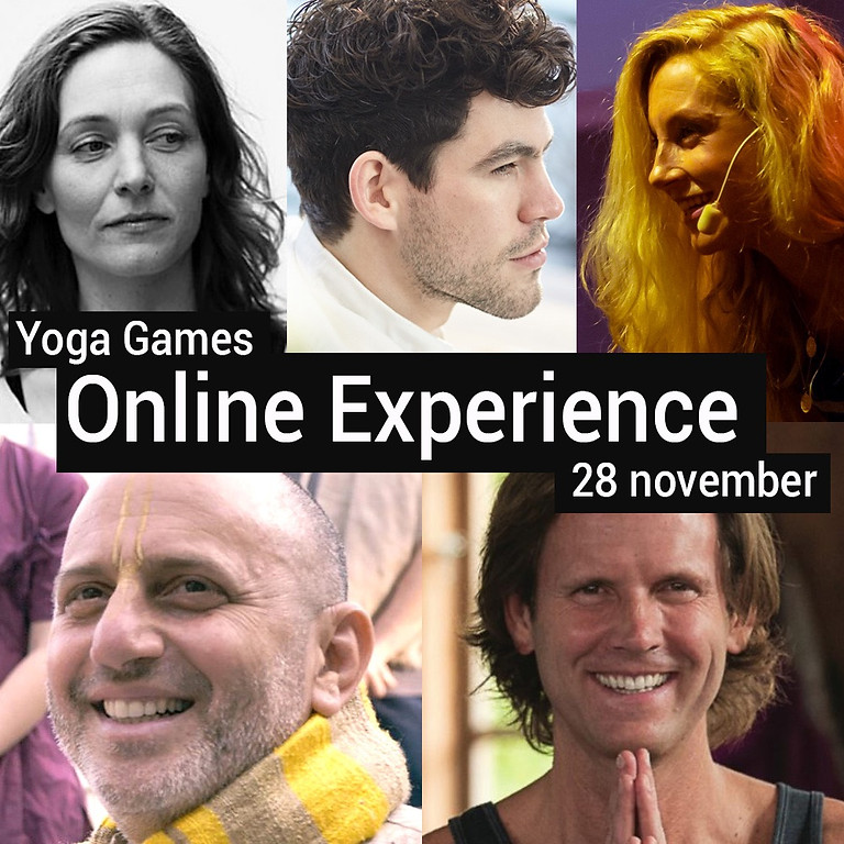 Yoga Games Online Experience