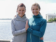 Malin och Marta Yoga Karlskrona