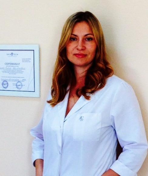 Доктор Мязина