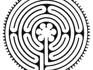 Will you walk a labyrinth with me?