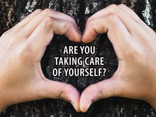 Are you taking care of yourself?