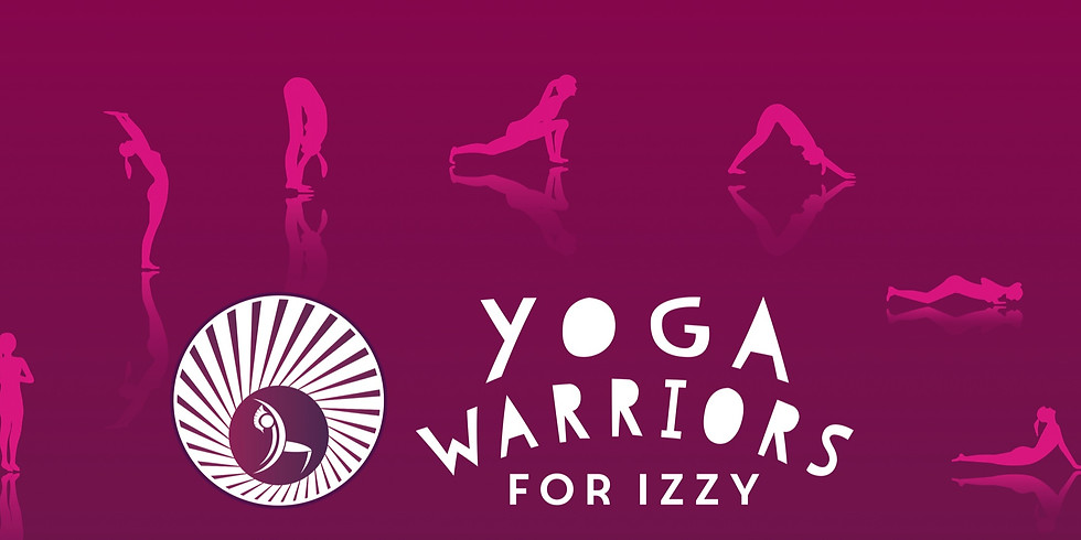 Yoga Warriors for Izzy 2019 by Synergy Yoga