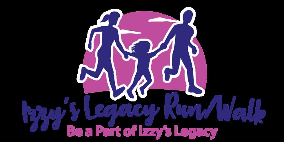 Izzy's Legacy Run/Walk  2019
