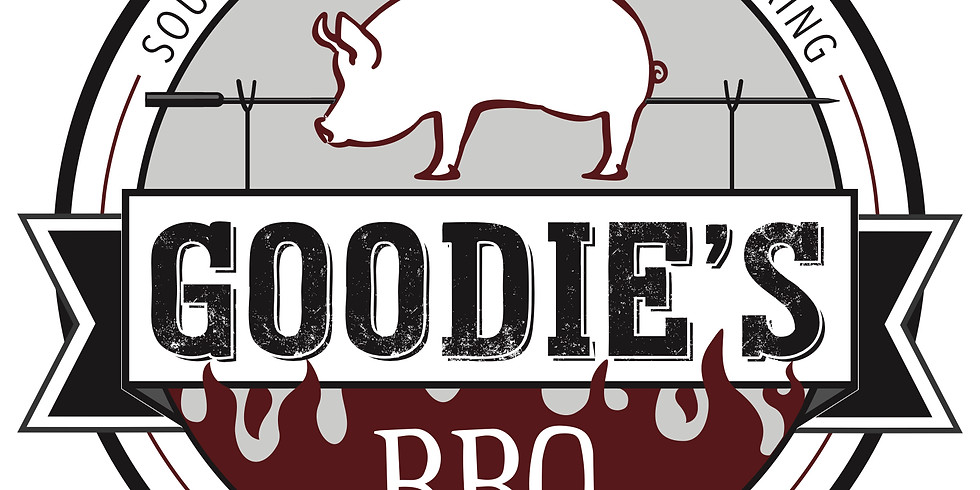 #lovefromizzy BBQ presented by Goodie's BBQ & Catering