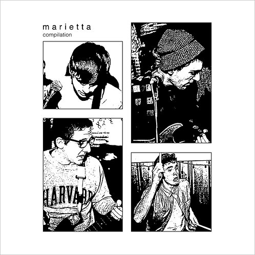 "Marietta ""Compilation"" 180g Record"