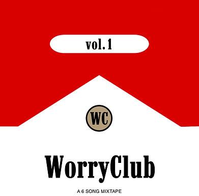 Worry Club - Worry Club Vol. 1