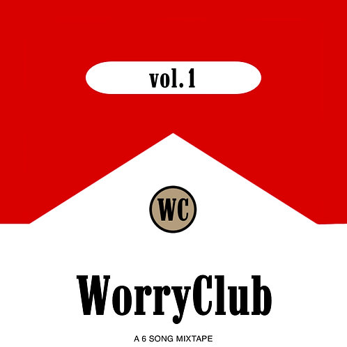 Worry Club - Worry Club Vol. 1