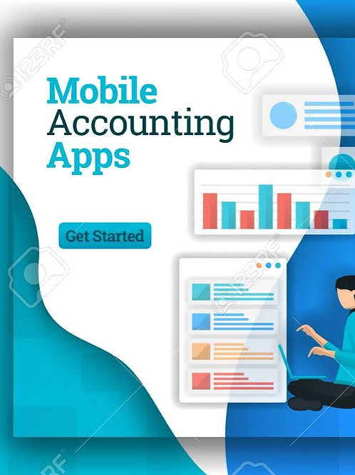 Mobile Accounting Applications