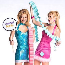 Danielle Kelsey Romy & Michele's High School Reunion Promo Photo