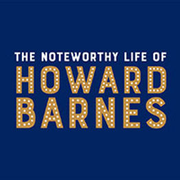 Danielle Kelsey The Noteworthy Life Of Howard Barnes Logo